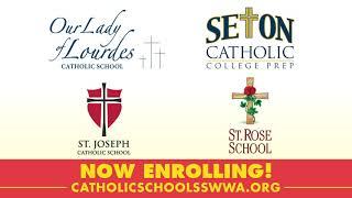 Southwest Washington Catholic Schools Logos