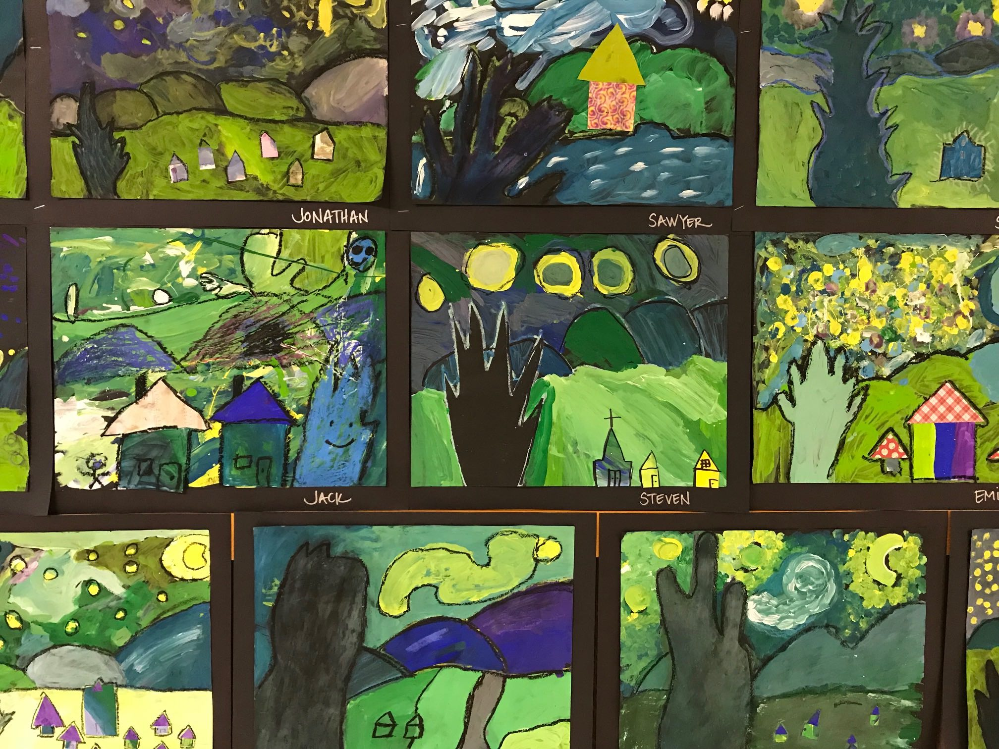 Art Literacy at Our Lady of Lourdes