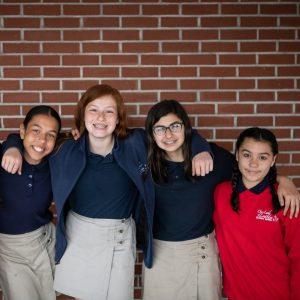 Our Lady of Lourdes Catholic School Girls Middle School Uniform
