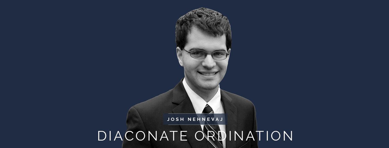 Our Lady of Lourdes Catholic School Alumnus Joshua Nehnevaj
