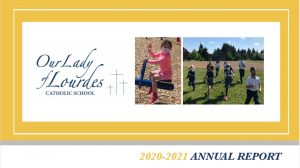 2020-2021 annual report front cover